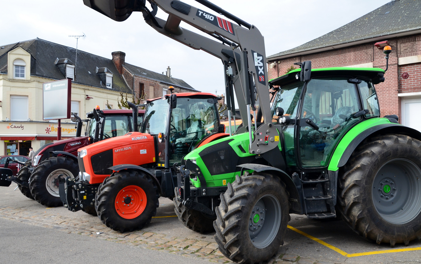 machinisme agricole
