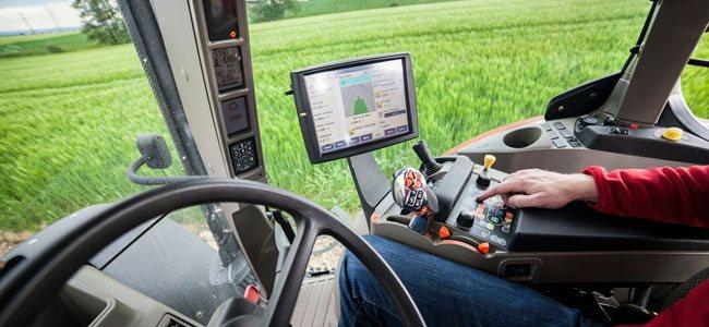 tracteur et technologie